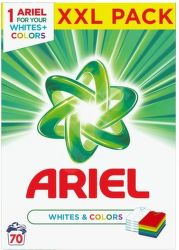 ARIEL Whites & Colors 5,25 kg (70 praích dávek)