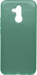 Mobilnet Crystal silikonové pouzdro pro Huawei Mate 20 Lite, zelené