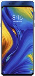 Xiaomi Mi Mix 3 128 GB modrý