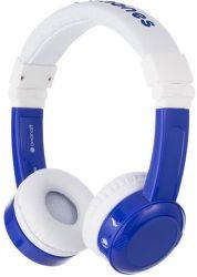 BuddyPhones InFlight modrá