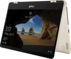 Asus ZenBook Flip 14 UX461FA-E1066T zlatý