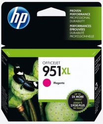 HP 951XL purpurová