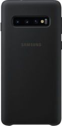 Samsung silikonové pouzdro pro Samsung Galaxy S10+, černá