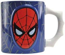 MAGIC BOX M00317, Hrnek Spider-Man 3D