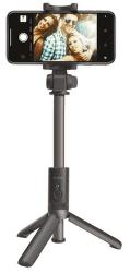 SBS Tripod bezdrátová selfie tyč, černá