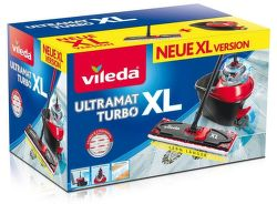 Vileda Ultramat XL Turbo mop set
