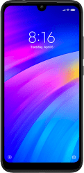Xiaomi Redmi 7 64 GB černý