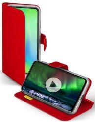 SBS Book Sense pouzdro pro Huawei P30 červené
