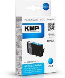 KMP HP 903 XL (T6M03AE) modrá