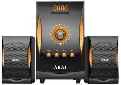 Akai SS032A-3515 černo-žlutý