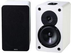 Akai ABX-T4SS bílé (1 pár)