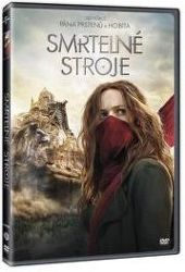 Magic Box Smrtelné stroje DVD film