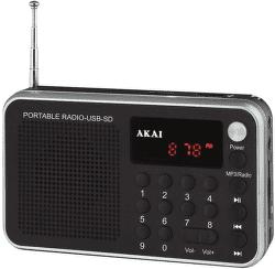 Akai DR002A-521 černé