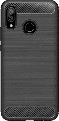 Winner Carbon pouzdro pro Samsung Galaxy A40, černá