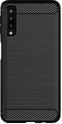 Winner Carbon pouzdro pro Samsung Galaxy A50, černá