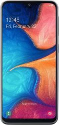 Samsung Galaxy A20e 32 GB černý