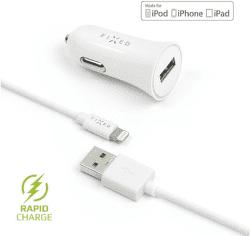 Fixed 2,4 A bílá 1 m Lightning kabel