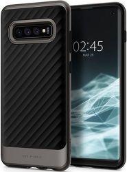 Spigen Neo Hybrid pouzdro pro Samsung Galaxy S10, metalická