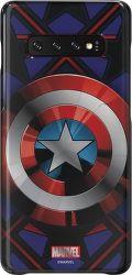 Samsung Marvel pouzdro pro Samsung Galaxy S10, Captain America