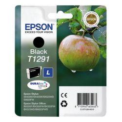 Epson T1291 L black (jablko) - inkoustová náplň