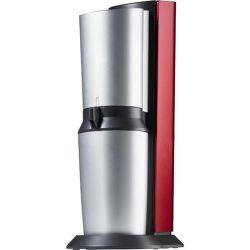 Sodastream Crystal červeno-stříbrný
