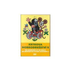 Krtkova dobrodružství 2 - DVD