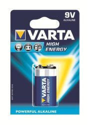 Varta High Energy 9V (6F22, 4922)
