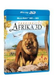 BD F - Fascinující Afrika BD (3D)
