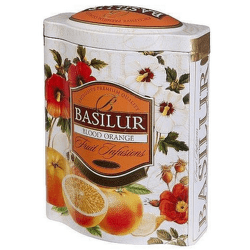 Basilur Blood Orange ovocný sypaný čaj (100g)