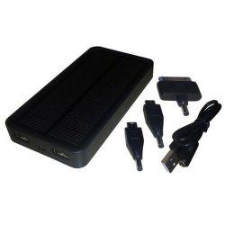 Přenosná USB nabíječka InHouse s baterií s kapacitou 5000 mAh