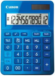Canoin LS-123K-MBL (modrá)  - stolní kalkulačka