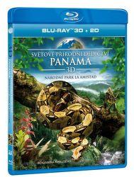 Světové přírodní dědictví: Panama - Národní park La Amistad 3D Blu-ray film