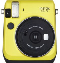 Fujifilm Instax Mini 70 (žlutý)