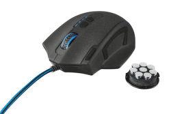 Trust 20411 GXT 155 Gaming Mouse (černá)