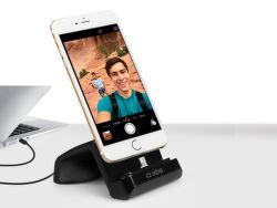 SBS dokovací stojánek s lightning konektorem pro iPhone