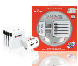 Skross World Adaptér MUV Micro USB