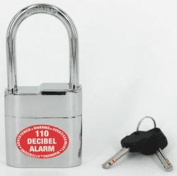 Lock Alarm - Visací zámek s alarmem