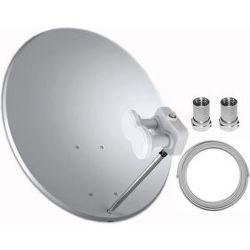 TELE System satelitní set 80 cm + Monoblock Single