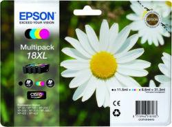 Epson T1816 18XL color (sedmokráska) - inkoustová náplň