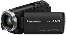 Panasonic HC-V180EP černá vystavený kus splnou zárukou
