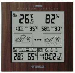 Hyundai UW2244W - meteostanice