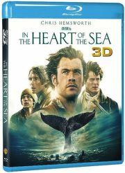 V srdci moře (3D+2D) - Blu-ray film
