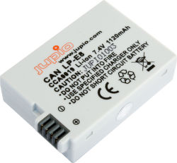 Jupio Canon LP-E8 / NB-E8