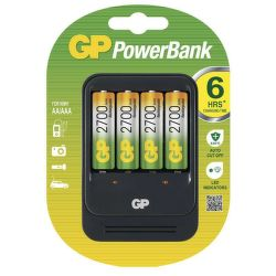GP B0057 - PowerBank PB570 + 4xAA 2700mAh