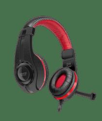 Speedlink Legatos Stereo Headset pro PS4 (černo-červená)