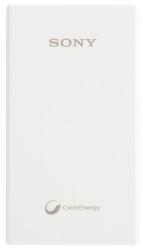 Sony CP-E6 powerbanka 5800 mAh, bílá
