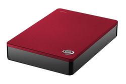 Seagate Backup Plus Portable Drive 4 TB - STDR4000902 (červený)