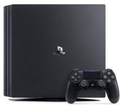 Sony PlayStation 4 Pro 1TB (černá)