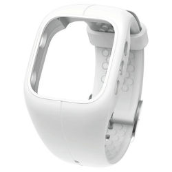 Polar A300 STRAP (bílá)