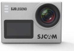 Sjcam SJ6 Legend (stříbrná)